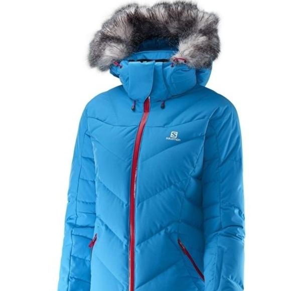 Salomon Women's Icetown + Jacket